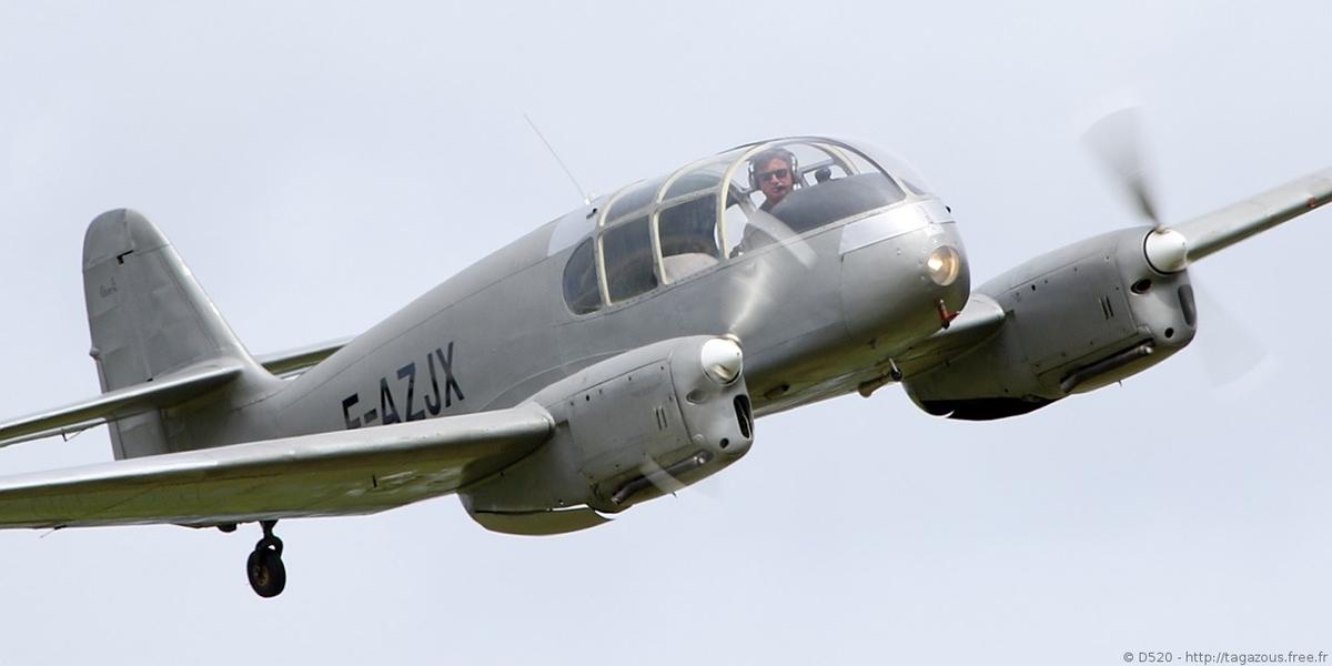 F-AZJX Aero 45 n°4904 de